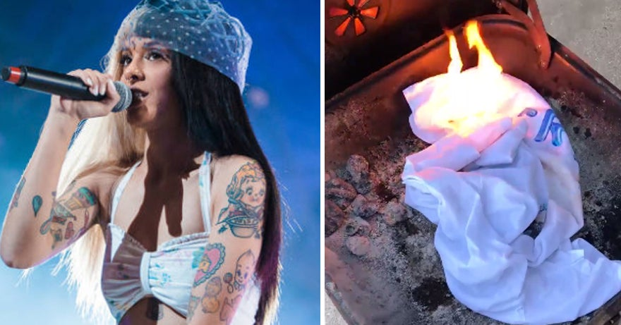 Fans Of Melanie Martinez Are Burning And Ripping Her Merch After She Was Accused Of Rape