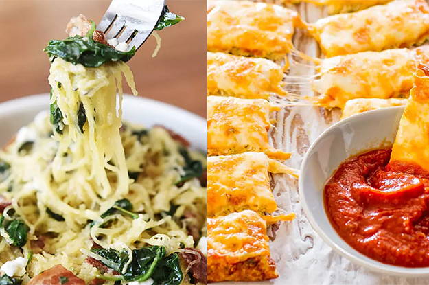 315 Delicious Recipes For When You're Trying To Eat Lower Carb