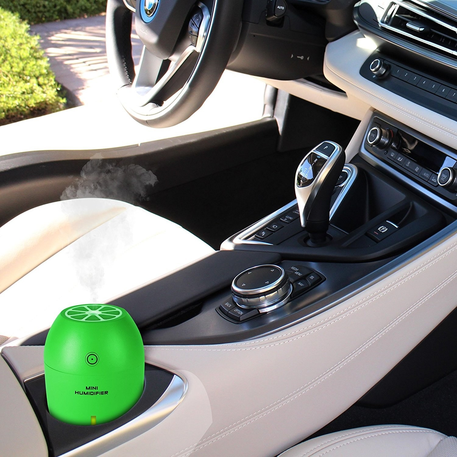 13 A Portable Lime Humidifier Thatll Make Your Passengers Green With Envy Because They Dont Have This Adorable Little Gadget