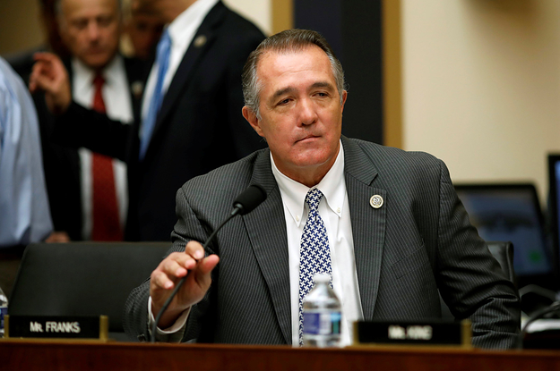 Arizona Congressman Will Resign Amid Sexual Harassment Investigation