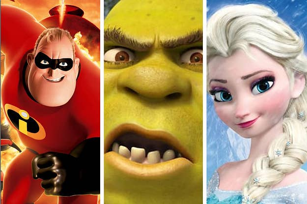 How Many Of The Top 50 Animated Movies On Rotten Tomatoes
