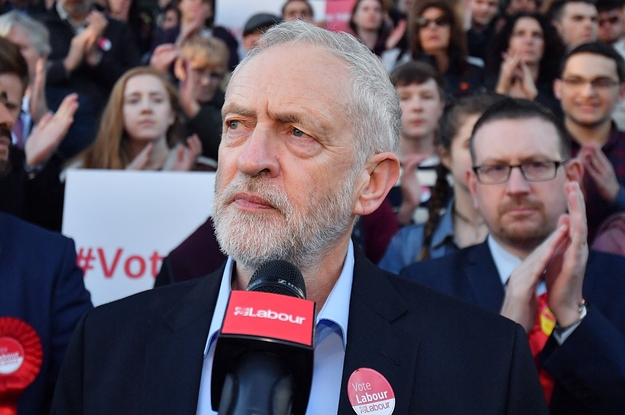 The Pro-Corbyn Group Momentum Is Being Investigated Over Whether It Broke Spending Limits In The Election