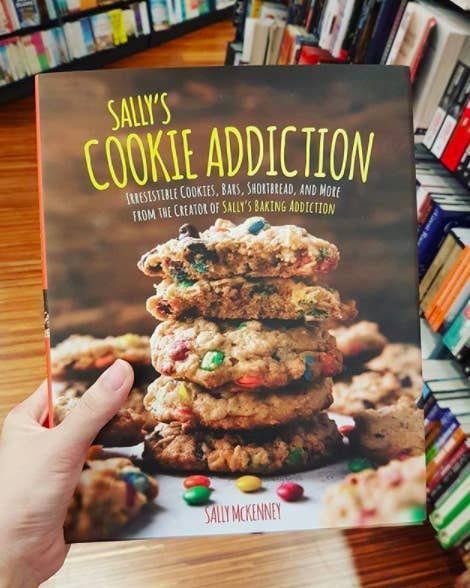 17 cookbooks that are actually worth buying sallys recipes are always perfect and so easy to follow her blog is wonderful forumfinder Choice Image