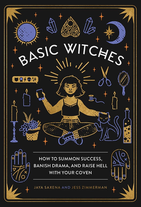 "Promising review: ""I really liked this book and I love the artist as well. I enjoyed it very much. A book to lay back and relax and read. Not your typical witchcraft book, but that's also what made it feel so refreshing. A different take on being a witch. Felt uplifting. Left me hopeful."" —Jenn JonesGet it from Amazon for $10.99+, Barnes & Noble for $10.99+, or a local bookseller through IndieBound here."