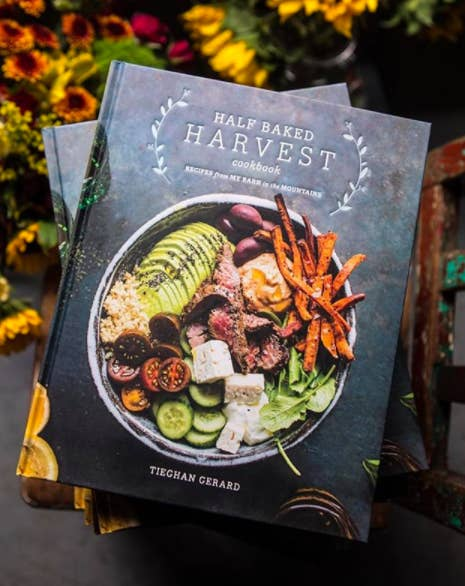 17 cookbooks that are actually worth buying for the food blog lover half baked harvest cookbook forumfinder Choice Image