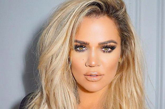 It Looks Like Khloé Kardashian Just Confirmed Her Pregnancy In Her Instagram Comments