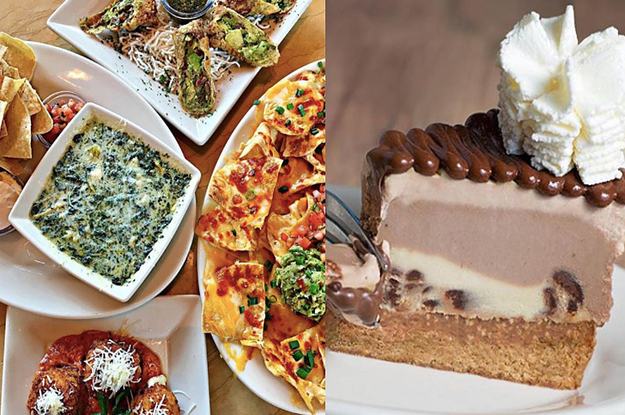 Eat At The Cheesecake Factory And We'll Tell You If You're An Introvert Or Extrovert