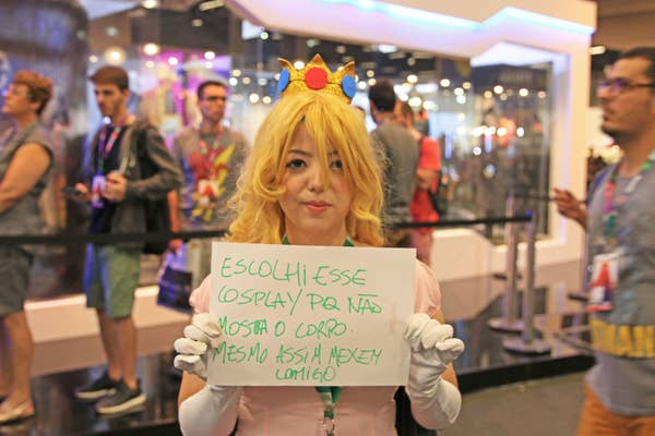 Female Cosplayers Talk About The Most Sexist Comments They've Got