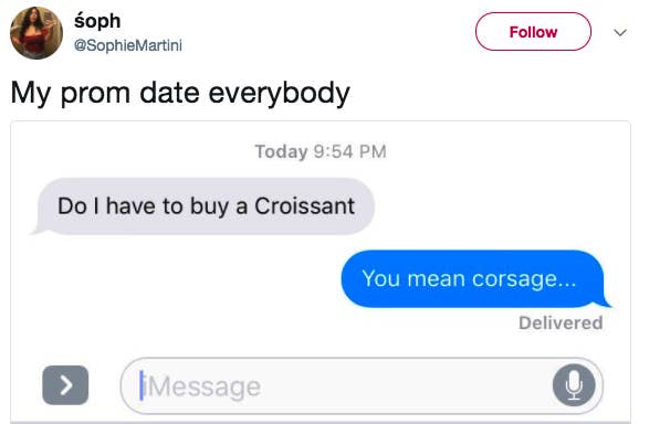 28 texts from 2017 that are just really really funny