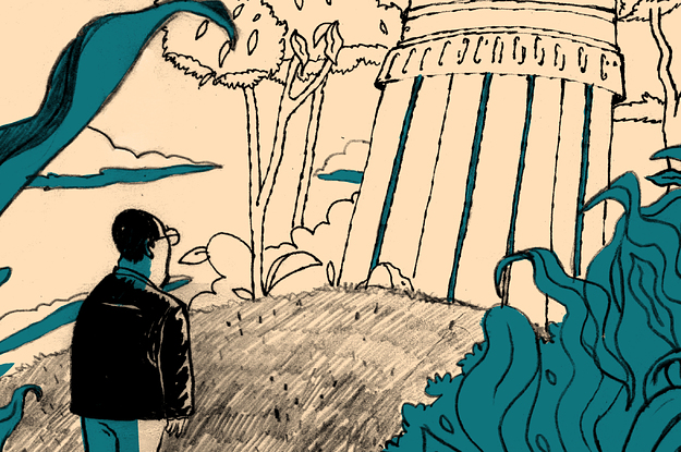 The Boy And The Tower: An Illustrated Journey Through Ambedkars Life And Ideas