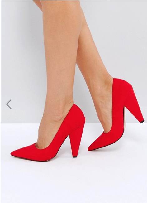 Available in sizes 2-9Get them at ASOS, £30