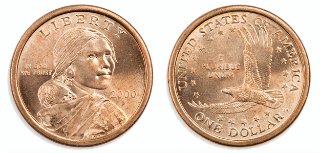 Well, David Mueller now claims he's finally paid up the 100 cents he owes her. And he did it in the pettiest fucking way possible — by mailing her one of those gold Sacagawea coins.