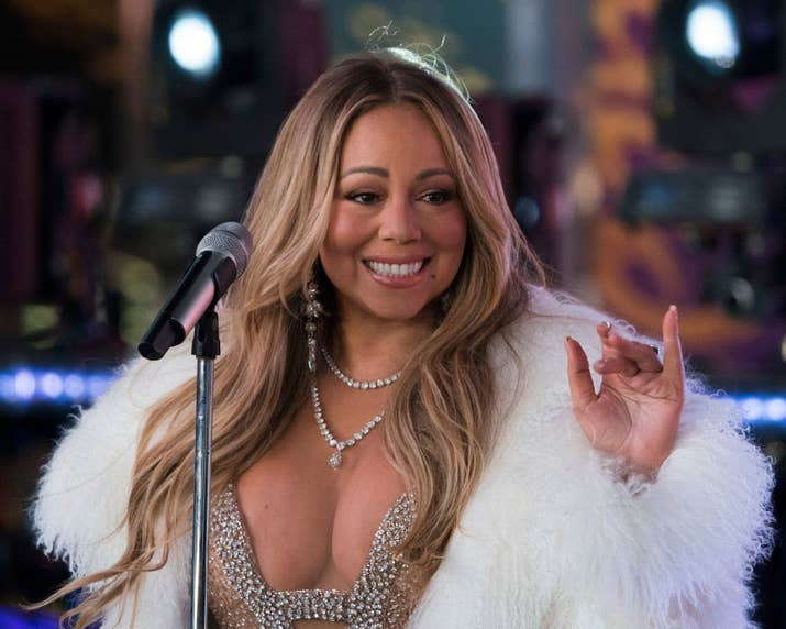 Someone Forgot To Give Mariah Carey Hot Tea On New Years Eve And - 17 memes you will totally understand if you hate going out