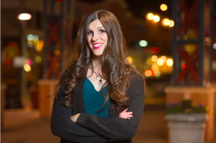 """Roem, 32, beat incumbent Del. Bob Marshall, a Republican with anti-gay views, for a seat in the Virginia General Assembly. She won 54% of the vote after a race that saw her opponent misgender her in interviews, saying she was a """"male"""" who """"goes against the laws of nature and nature's God.""""However, Roem brushed off the attacks and came out on top. """"I'm dealing with it,"""" she told BuzzFeed News in October. """"I'm a big girl — I can take care of myself."""""""