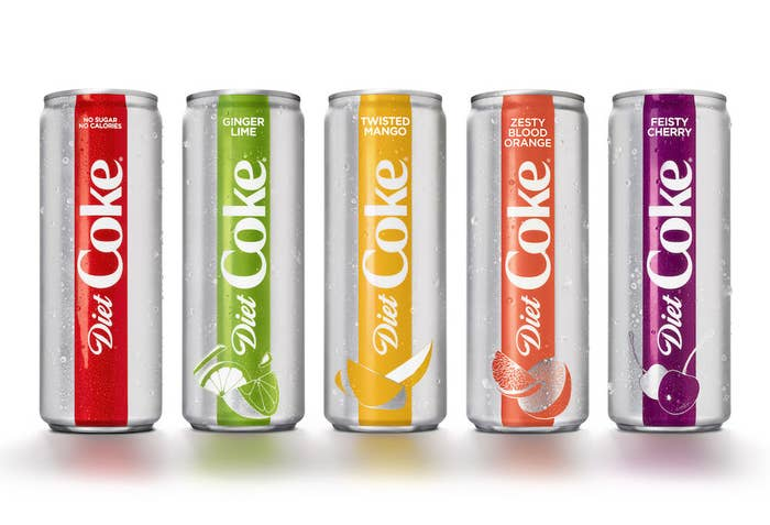 What The Hell Just Happened To Diet Coke? 2018 Edition