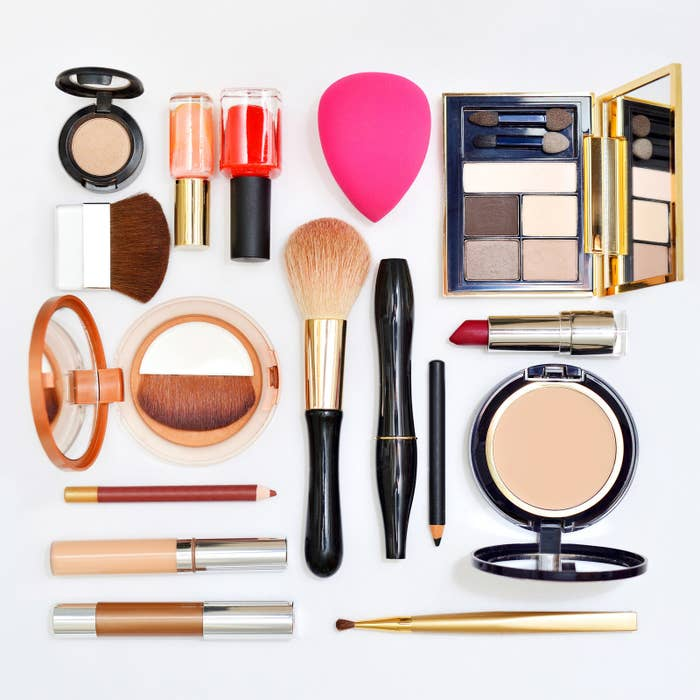 (If you share similar feelings about makeup, you have to read this lovely essay about makeup being a form of morning meditation.)