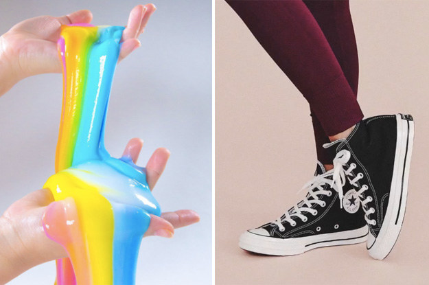 Make Your Own Slime And We'll Reveal Which Color Converse