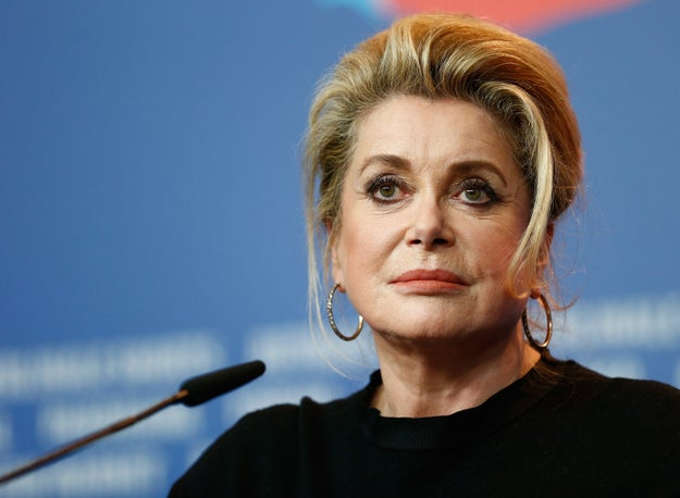 People Are Debating The #MeToo Movement After Catherine Deneuve Said It Had Gone Too Far