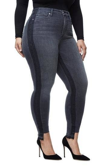 c27447c5b460 Good American may help get you one step closer to a Kardashian booty with  the help of one (Khloe) and inclusive sizing!