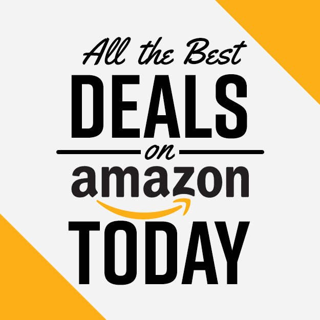 We hope you love the products we recommend! Just so you know, BuzzFeed may collect a share of sales from the links on this page. Oh, and FYI — prices are accurate and items in stock as of time of publication.