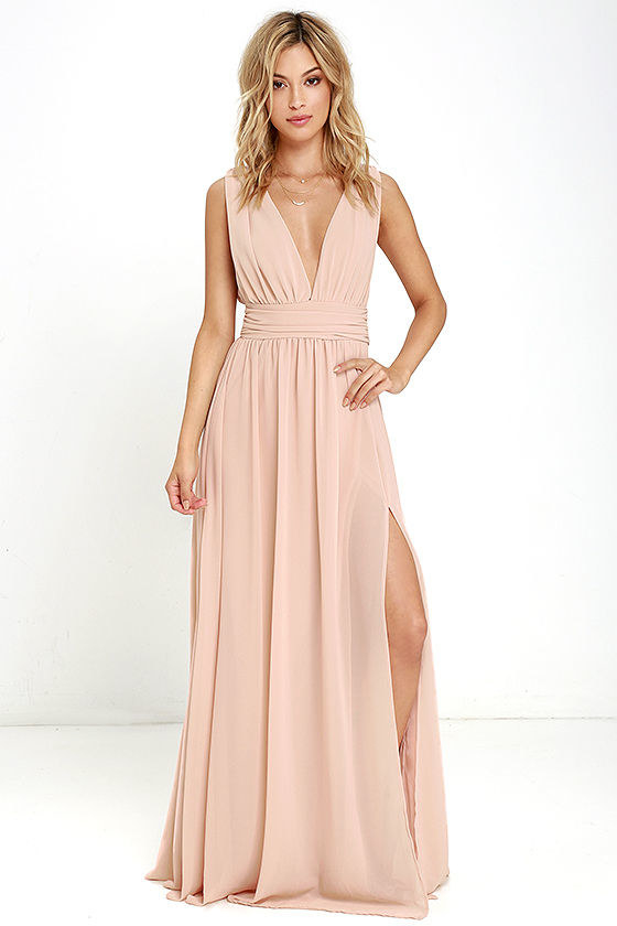 Over Detailed Dress