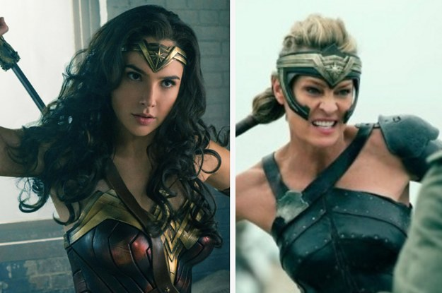 Praise Zeus Wonder Woman Is 2017 S Most Tweeted About Movie In The Us