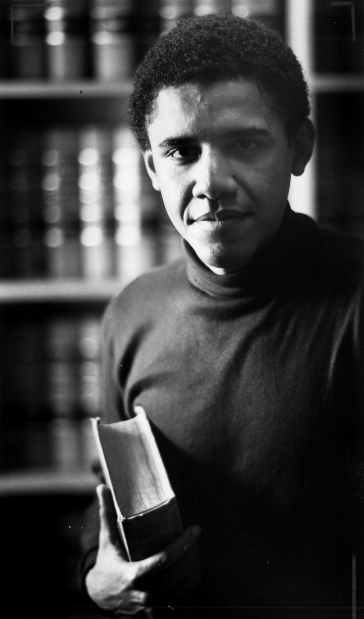 Barack Obama — 44th President of the United States