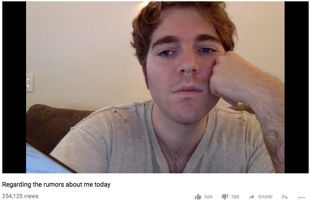 "An old clip from Shane Dawson's podcast, Shane and Friends, went viral on Twitter on Wednesday, with many left outraged by the popular YouTuber making jokes about a ""sexy"" child and providing what he described as a ""justification for pedophilia."""