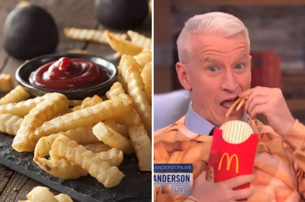 Build Your Dream French Fries And We'll Reveal What People Love About You
