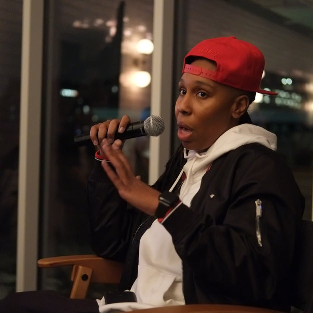 Lena Waithe Is Making Sure The Time's Up Movement Is For More Than Just White Women