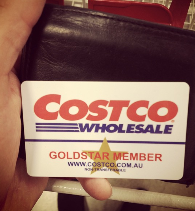 And while you always try to cull all your unnecessary cards, you know your Costco one will never go anywhere.