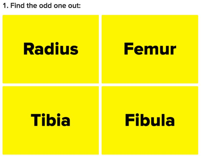 42 Trivia Quizzes That'll Probably Annoy The Shit Out Of You