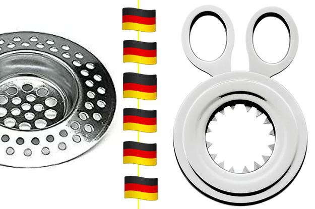 24 geniale Haushalts-Gadgets, die so deutsch sind wie Tennissocken in Sandalen
