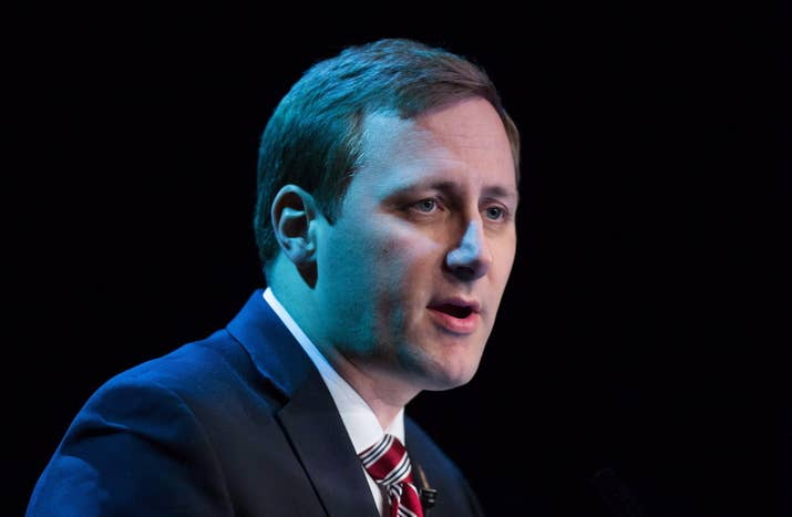 Conservative MP Brad Trost.