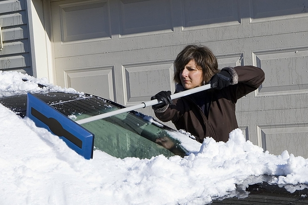 25 Things To Make Dealing With Snow Less Of A Nightmare
