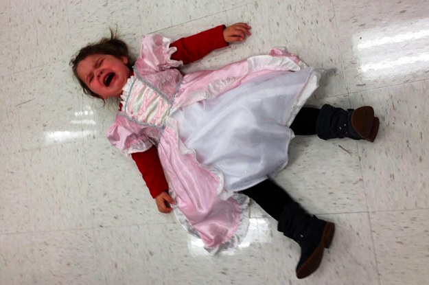 Parents, Tell Us Your Kid's Worst Tantrum Ever