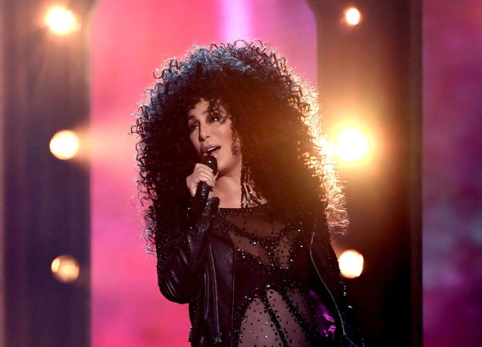 Cher performs at the 2017 Billboard Music Awards at T-Mobile Arena on May 21, 2017, in Las Vegas, Nevada.