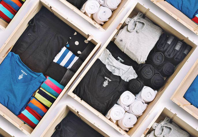 Your hand-picked collection can include up to 19 pieces, with the option of choosing stylish socks, underwear, tees, and joggers.