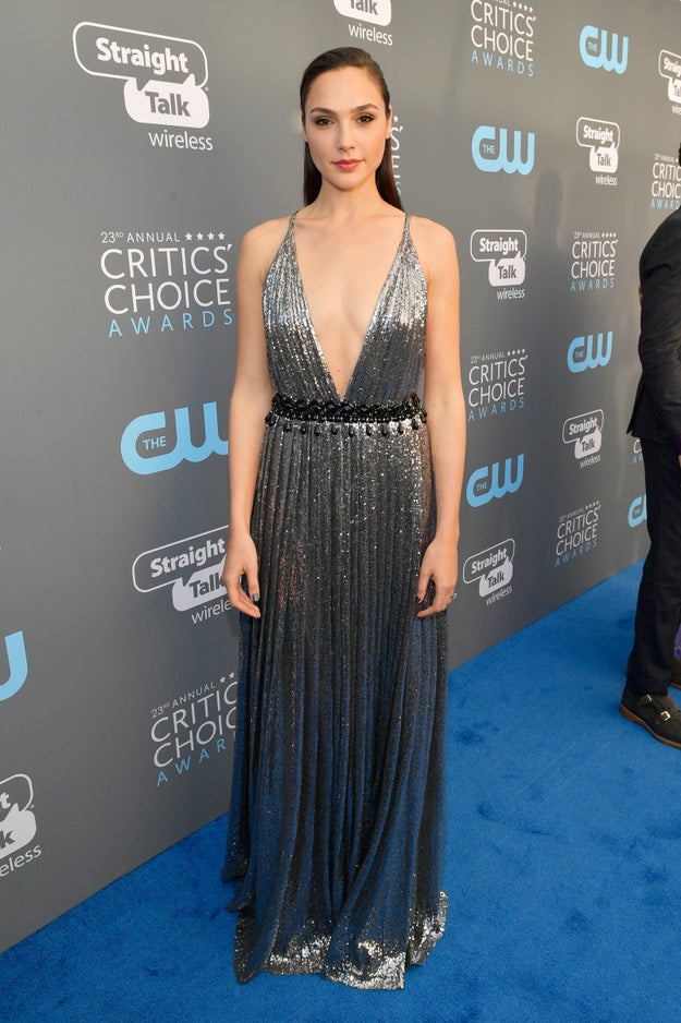 All Of The Looks At The Critics' Choice Awards