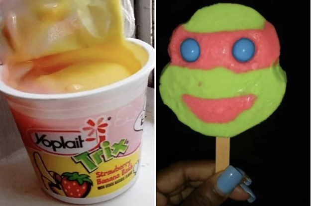 19 Foods From Your Childhood That You Might Have Forgotten About