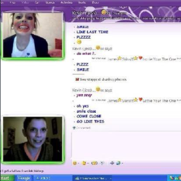 MSN was the best way to communicate with your crush.