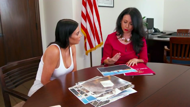 She then contacted LA councilwoman Nury Martinez, who has dedicated much of her career to attempting to tackle the issue.