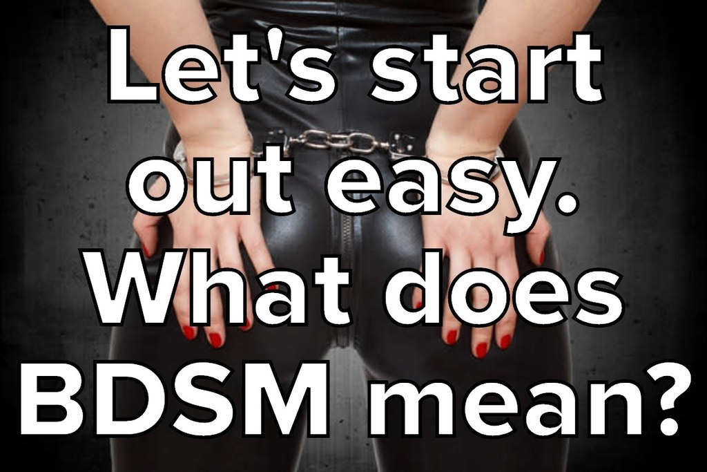 Bdsm quizzes