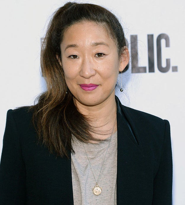 In case you hadn't already heard, Sandra Oh (aka our lord and savior Christina Yang of Grey's Anatomy), is returning to television this year as a series regular on the new BBC America thriller, Killing Eve.