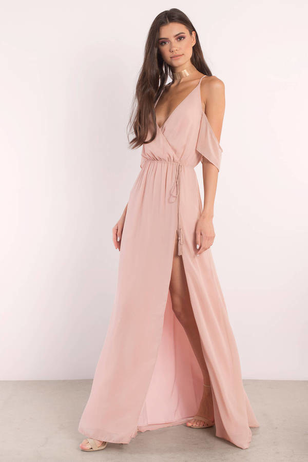 ccf784b981 Tobi — an LA-based retailer offering maxi and cocktail dresses you could  honestly wear again after prom.