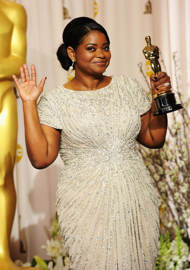 Oscar-winning actor Octavia Spencer took to Instagram on Thursday to call out unequal pay in Hollywood when it comes to women of color.