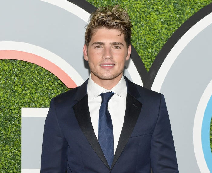 And one of those cast members who loves taking a trip down Disney memory lane is Gregg Sulkin, who played Selena's on-screen werewolf boyfriend Mason Greyback.