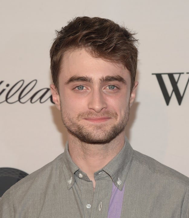 """""""I suppose the thing I was struck by was, we did have a guy who was reprimanded for weed on the [original Potter] film,"""" Radcliffe said, alluding to the fact that Jamie Waylett, the actor who played Vincent Crabbe, was let go from the original films for possession of marijuana back in 2009. """"So obviously what Johnny has been accused of is much greater than that."""""""