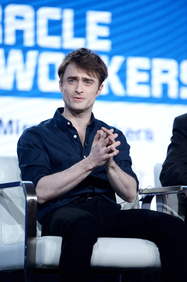 """Speaking to Entertainment Weekly, Radcliffe said that it was """"a very hard thing"""" for him to talk about the controversy because the Potter films """"gave me a great start in life and an amazing job."""""""