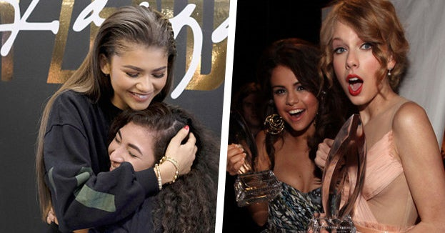 Which Celeb Is Your BFF?